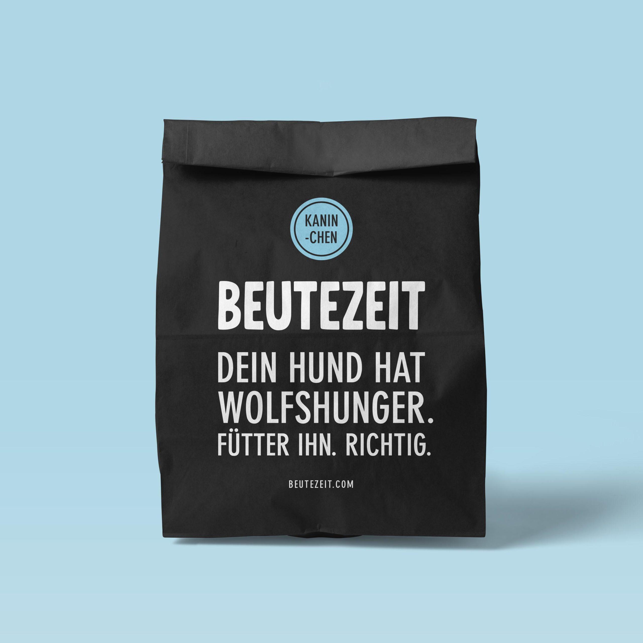 BEUTEZEIT, Verpackungsdesign von Zena Bala